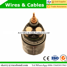 150mm2 copper conductor 4x240mm2 power cable
