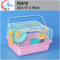 Factory supplier green house for hamster small animal cage