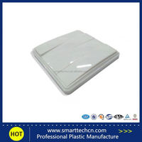 custom injection plastic housing square plastic Electronic measuring instrument enclosure