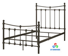 Zhangzhou Haiyang Furniture queen size steel metal bed frames