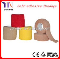 Medical self sticky elastic bandage
