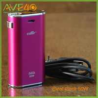 Ave40 Top Selling Vapor Mod Eleaf iStick 50w Full Kit iStick 50Watt