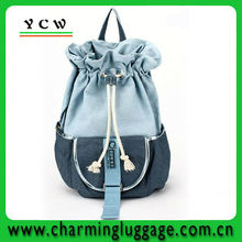 shenzhen charming luggage co. ltd canvas satchel backpack bag