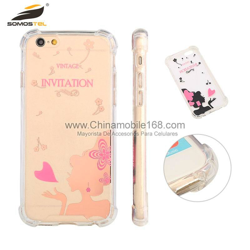 Mobile phone cases cover pc tpu Cell Phone case for iphone 5 5s 6