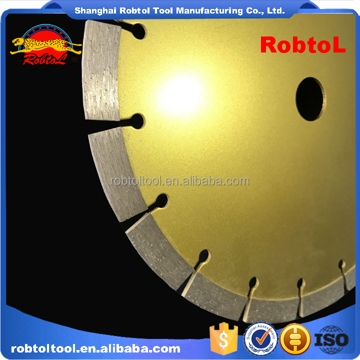 "7"" Segmented Diamond Saw Blade Angle Grinder Circular Cutting Disc Disk Wheel Universal Stone Brick Block Concrete"
