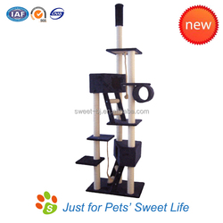 Wholesale cat tree scratching post condo
