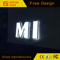 Hotsale Diy Acrylic Led Channel Letters and Signs