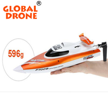 Feilun FT009 rc boat 2.4G 4CH Water Cooling High Speed Racing RC Boat remote control high speed boat
