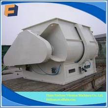 2017 HOT SALE large output biaxial mixer agravic paddle mixer for dry mortar dry powder in building industry