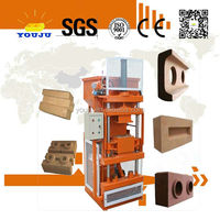 LY1-10 interlock hydraform brick making machine in south africa price