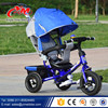 CE certificate 2016 cheap baby tricycle / new model china baby tricycle 4 in 1 / factory price children tricycle baby tricycle