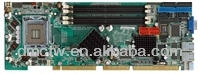 Full-size PICMG 1.0 CPU card supports LGA775 Core 2 DuoPentium DPentium 4 and Celeron D processors and comes with VGA or DVIdu