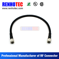 rg11 coaxial cable connector with waterproof