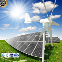 2KW High efficiency Variable Pitch Wind Turbine manufacturer