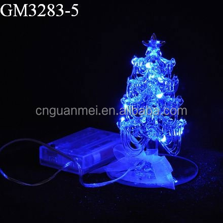 Led most popular christmas tree decorations china