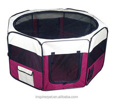 Folding 600D Pet Soft Playpen with Carring Bags