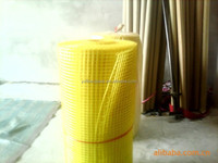 Yellow 5mm*5mm 140g EIFS fiberglass mesh net