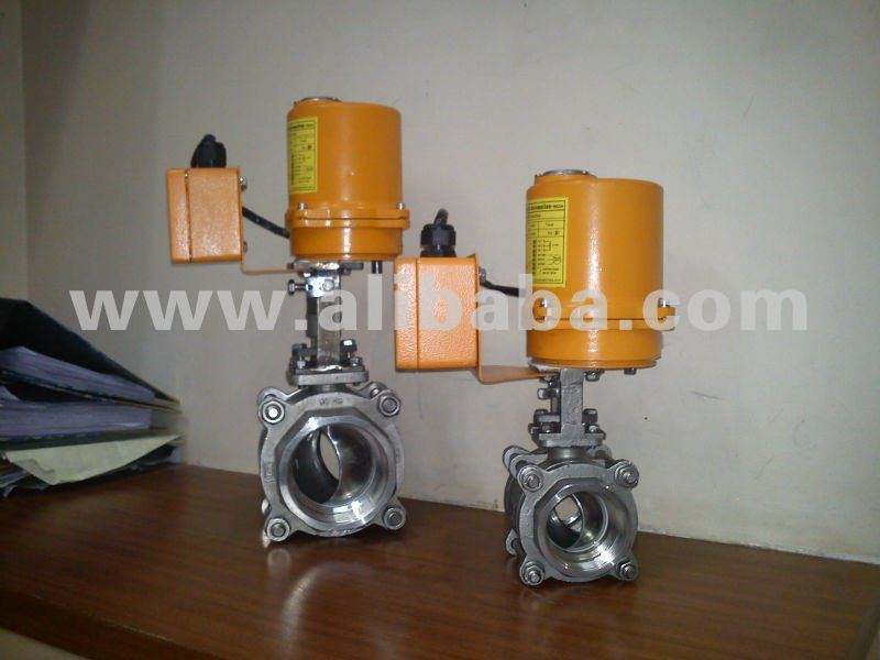 4 ~ 20 ma Actuated Valve