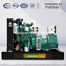 SYC YC4F / FA Series (Standby Power: 22-40kVA / Prime Power: 20-37.5kVA) 3 phase 20kw 25kw diesel generator silent type