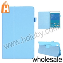 Lichee Pattern Magnetic Stand PU Leather Flip Case for Samsung Galaxy Tab Pro 8.4 T320 With Touch Pen Holder
