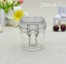 200ml Royal clay workshop with the same type of facial mask bottle cream, hand wax packaging bottle bath salt jar