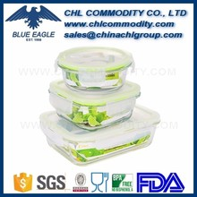 Wholesale microwave glass storage container