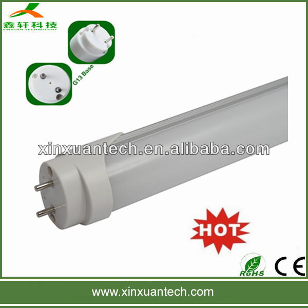 Taiwan Epistar smd2835 1200mm 18w t8 led tube
