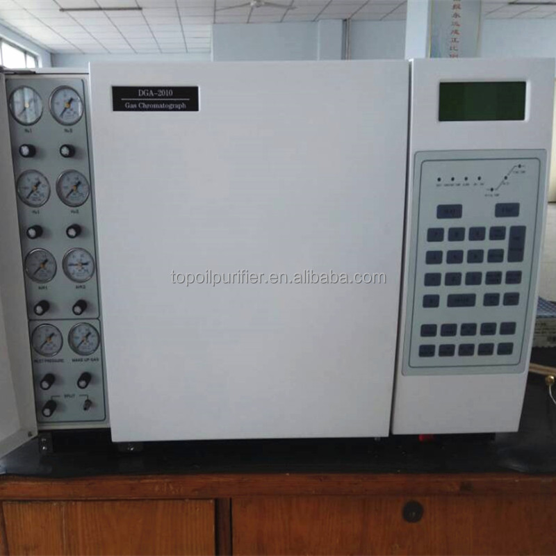 Large-screen LCD Display, Automatic Ignition, Transformer Oil Gas Chromatography Tester