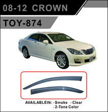Rain guard For 08-12 CROWN (TOY-874)