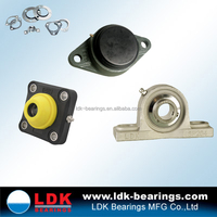 LDK high quality P200 / F200/ FL200 type pillow block bearing