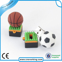 new product ball shape USB flash drive for football world cup