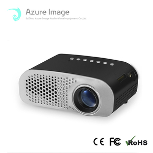 G80 800*480 1.5kg Mini Home Theater 3D 1080P Projector