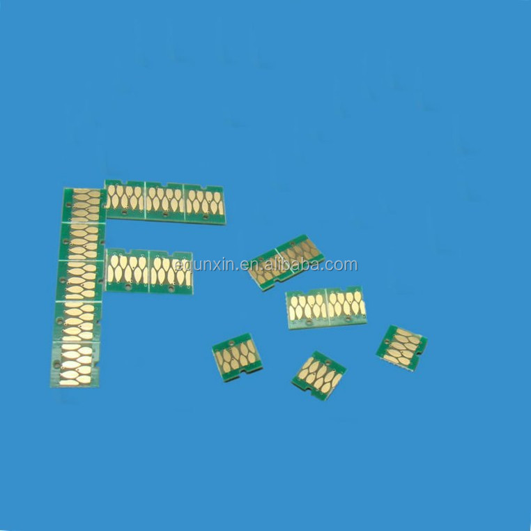 Stable one time chip for Epson Surecolor F6070/7070 with good after sale service!
