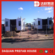 Daquan Australia standard 20ft prefab mobile office/container house