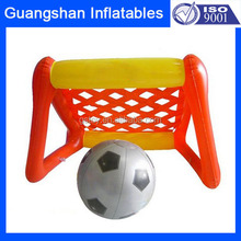 Funny sports portable air filled mini goal post