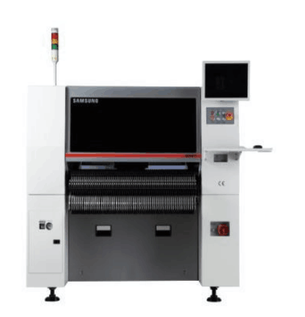 High performance Chip mounter SAMSUNG smt pick and place machine for pcb manufacturing