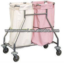 Hospital Stainless Steel DIRTY LINEN TROLLEY