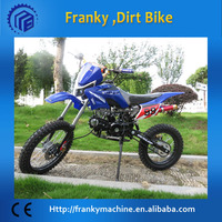 Technic water cooled dirt bike