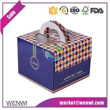 Meilen us call cup cake boxes single