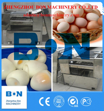 high efficiency chicken peeling machine|cooked hen shell removal machine|egg hard boiled egg peeling machine