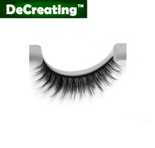 Handmade 3D silk false eyelashes