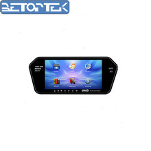 7inch IPS UHD screen bluetooth and MP5 rearview mirror monitor