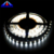 Factory led strip 8mm 10mm 12mm wide pcb with 2835 3528 SMD flexible led strips