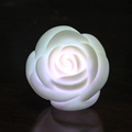 custom vinyl PVC rose night light designs