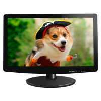 wide screen 15.6 inch second hand lcd monitor
