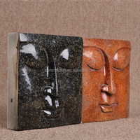 Resin 3D buddha wall painting stencils