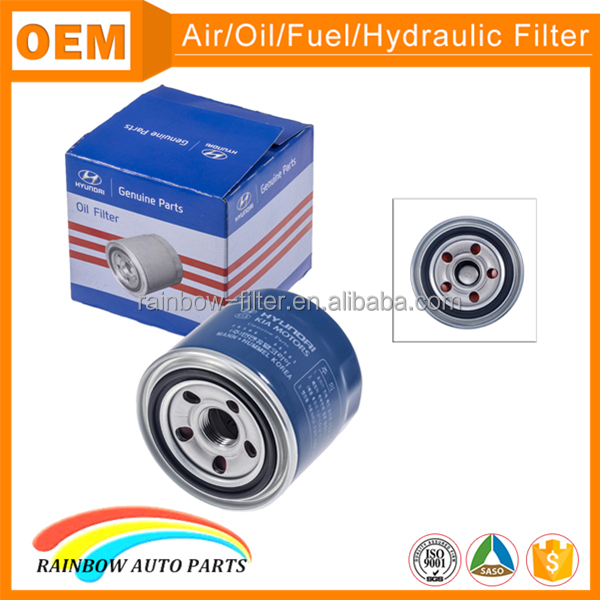 Wholesale sakura oil filter 26300-35503