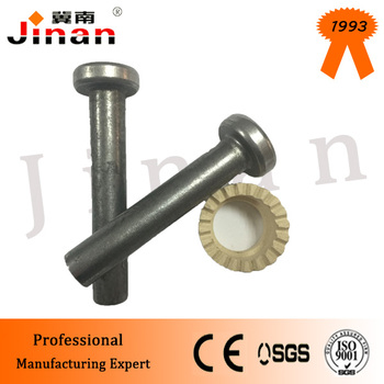 shear connector studs for arc stud welding