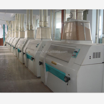 Hot sale in Pakistan best price semolina flour mill machinery