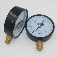 high precision digital air pressure gauge with BSP thread